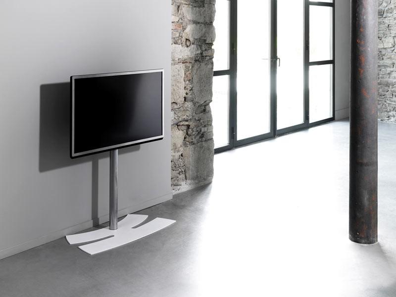 Erard Lux Up 1400l Tv Standfuß Weiß