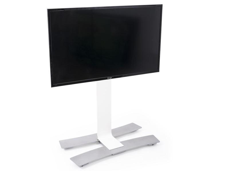 Erard Will 1050l Mobiler Tv Standfuß Weiß